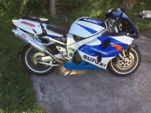 TLR Suzuki 1000