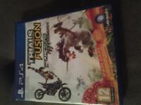 PS4 GAME ( TRIALS FUSION ) FOR SALE.