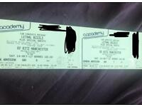 2 x Lethal Bizzle tickets