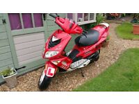 Peugeot Speedfight 49cc Moped