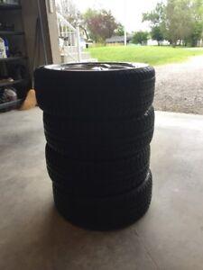 Set of 4 winter tires Champiro WT-55 for sale