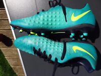 MENS Nike Magista Onda Firm Ground Football Boots Size 12 Teal