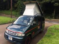 FORD/MAZDA BONGO 2.5 TURBO DIESEL 4 BERTH CAMPER