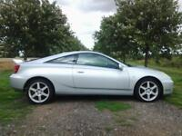2003 TOYOTA CELICA 1.8 VVTi ~ SUN ROOF ~ ONLY 65000 ~ AIR CON ~ FINANCE ARRANGED