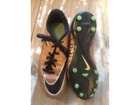 Size 5 Astro and Grass Football Boots