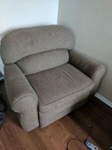 La-Z-Boy Chair and a half...Used Condition