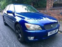 Lexus IS200 2.0 Auto Low miles. Tax & Mot Automatic