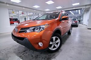 2015 Toyota RAV4 XLE, ONE OWNER, CLEAN CARPROOF, NON SMOKER