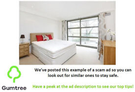 A modern 2 bedroom apartment in the CENTRE of Cambridge -- Read the ad description before replying!!