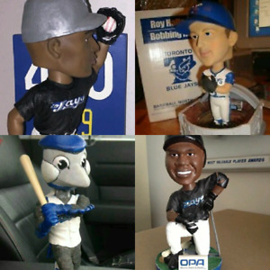 Wanted: Blue Jay bobbleheads.