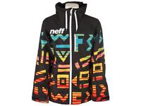 Neff Trifecta Native Jacket skiing snowboarding ski snowboard northface