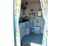 Beach hut for rent Boscombe/Bournemouth most dates available inc Air Show