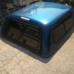 Blue F150 Leer Truck Cap For Sale