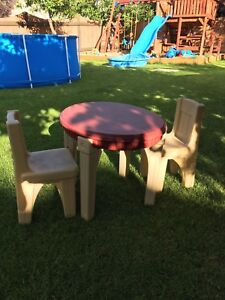 Step2 kids table and chairs