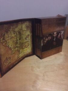 Lord of the rings extended edition blu-ray collection