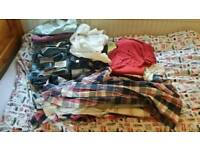Massive variety of clothes