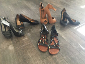 Misc shoes, $20 each