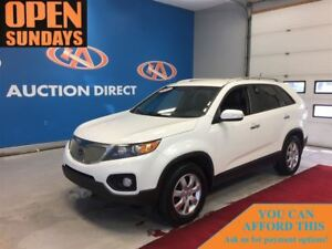 2013 Kia Sorento LX ALLOYS! FINANCE NOW!