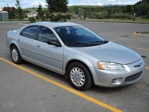 2002 Chrysler Sebring Sedan