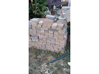 Almost new Paving Bricks