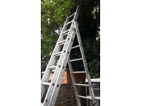 Strong aluminium ladder for sale