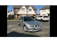 MG ZR 1.4 low mileage 63k cheap to run and insure