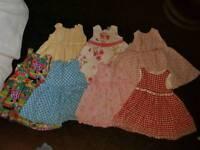 9-12month girls summer bundle