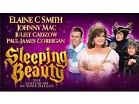 Sleeping Beauty - Kings Theater Glasgow Pantomime tickets