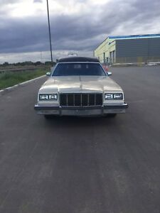 Hearse for sale or trade