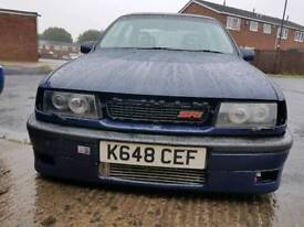 PROJECT CAVALIER TURBO SALOON NEEDS FINISHED WHYG??