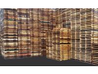 Used Unwanted Pallets