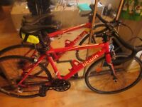 Great road bike - moving out, can't take it