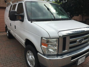 2008 Ford E-350 Other cargo van