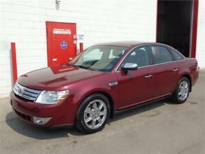 2008 Ford Taurus Limited AWD ~ Bluetooth ~ 145,000kms ~ $8999