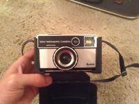kodak 355 x instamatic camera