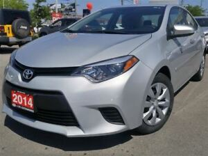2014 Toyota Corolla LE//Local Trade In