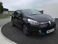 Renault Clio 1.5 dCi 90 Dynamique Medianav Energy 5Dr (black) 2013