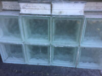 Glass Blocks (38 of) - £1.50 each / £50.00 the lot