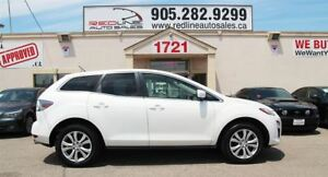2012 Mazda CX-7 AWD, Leather, Sunroof, WE APPROVE ALL CREDIT