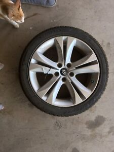 Hyundai Genesis winter tires brand new! Open to offers!