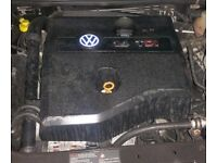 VW Polo 1.4 TDI Engine Code: AMF Breaking For Parts (1999 - 2001)