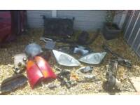 Job lot of mk1 ford focus parts