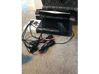 Sky boxes x2 . Router. 2x remotes n cables