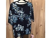 Marks and Spencer M&S Autograph Top size 8 - Perfect Condition