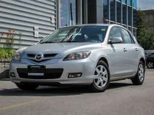 2009 Mazda MAZDA3 AUTOMATIC HATCH BACK!!!