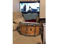 "Ludwig USA classic maple 14x6.5"" snare drum"