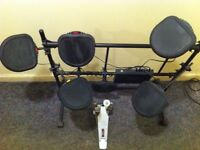 ION IED05 USB Electronic Drum Kit