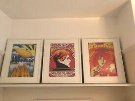 Set of 3 RIBBA frames