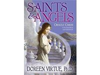 Saints & Angels Oracle Cards by Doreen Virtue