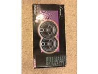Lanzar 6.5 inch crossaxial speakers unused